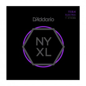 Cuerdas Eléctrica D'Addario NYXL0980 8 Strings