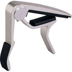 Cejilla Dunlop Trigger Capo Electric Nickel