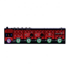 Pedal Mooer Red Truck
