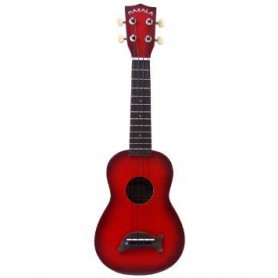 Ukelele Makala Shark Red