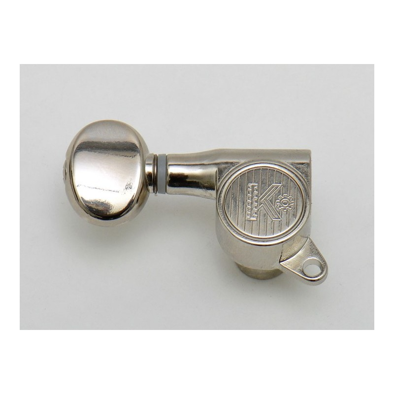 Clavijero Kluson MS6LC Round-Backs Nickel 6L