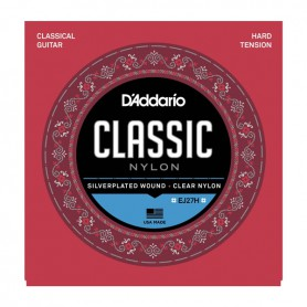 Cuerdas Clásica D´Addario Classic Nylon EJ27H