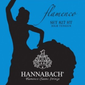 Hannabach 827HT Flamenco Blue