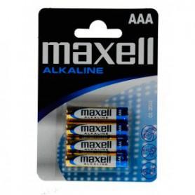Pilas Alcalinas Maxell LR03 AAA