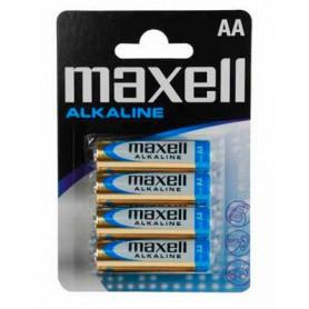 Pilas Alcalinas Maxell LR6 AA