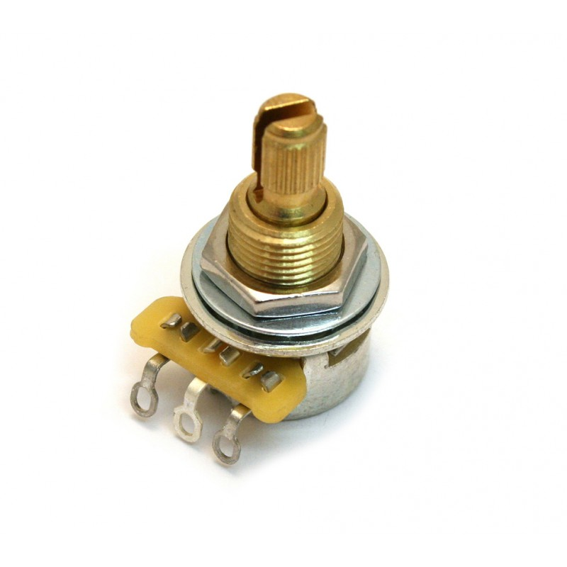 Potenciómetro CTS 250k. Audio