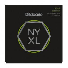 Cuerdas Eléctrica D'Addario NYXL1156