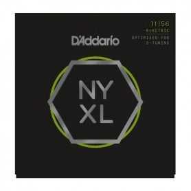 D'Addario NYXL1156 Electric Strings