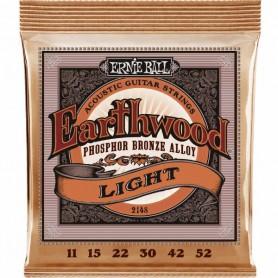 Ernie Ball 2148 Super Slinky Phosphor Bronze 11-52