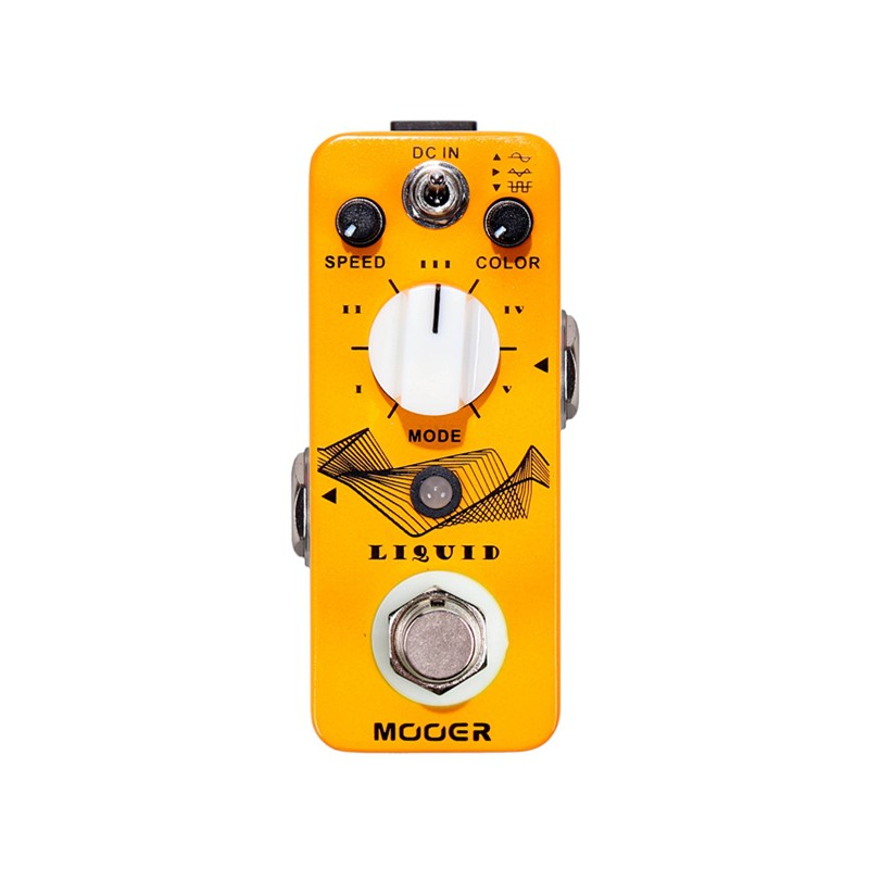 Pedal Mooer Liquid Phaser