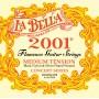 Cuerdas de Guitarra Clásica La Bella 2001 Flamenco Medium Tension