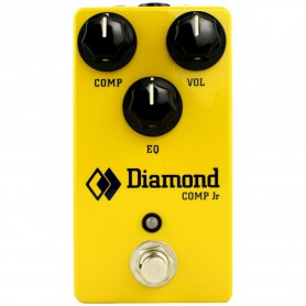 Pedal Diamond Guitar Compressor JR