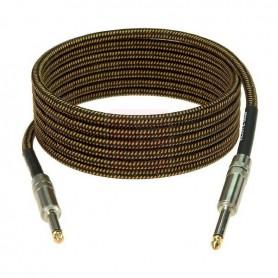 Cable Instrumento Klotz Vintage VIN0600 6m.