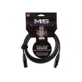 Cable Micrófono Klotz M5FM06 6m.