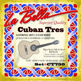 La Bella CT750 Cuban Tres