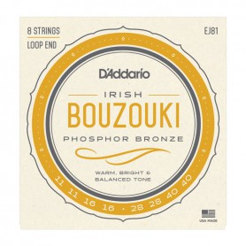 Cuerdas Bouzouki D´Addario J81