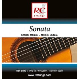 Cuerdas de Guitarra Clásica Royal Classics Sonata