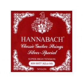 Cuerda Suelta Clásica Hannabach 8155 SHT A-La