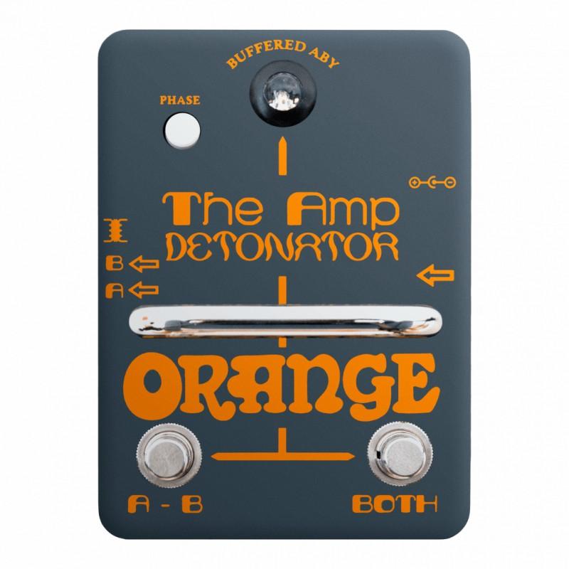 Pedal Orange Amp Detonator