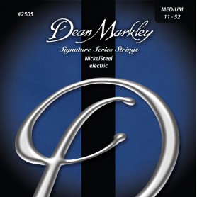 Dean Markley Nickel Steel Electric Strings 11-52