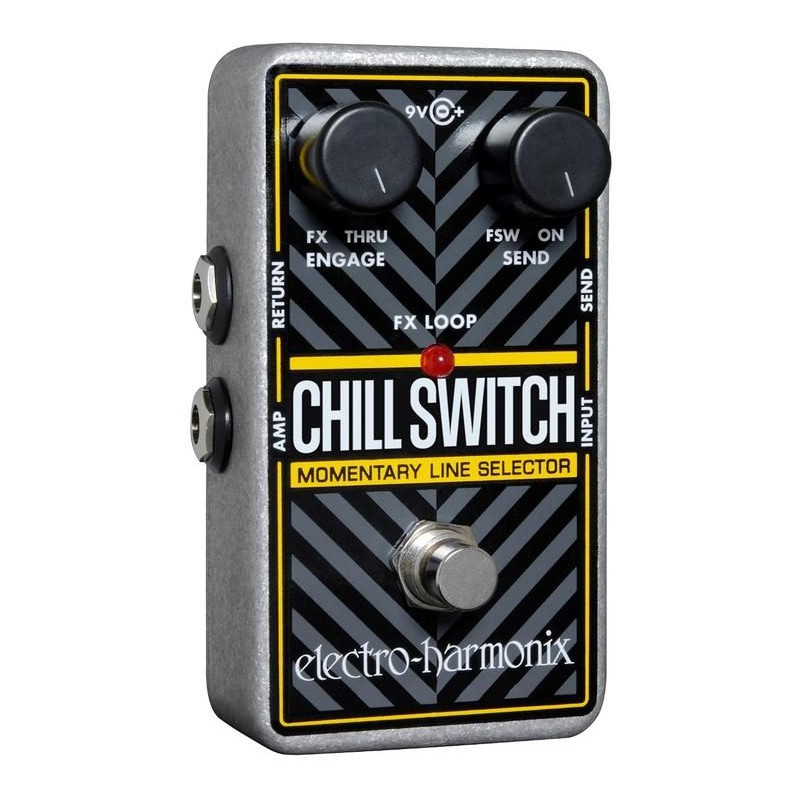 Pedal Electro Harmonix Chillswitch