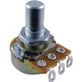 Portenciómetro Alpha 1Meg Audio Solid Shaft