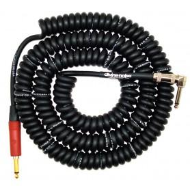 Cable de Instrumento Divine Noise Curly 30 ST-ST 9.15m.