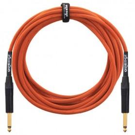 Orange Instrument Cable 3m.
