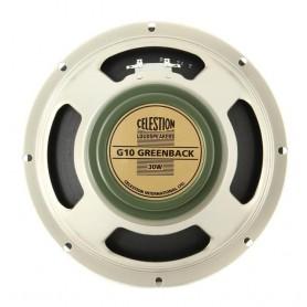 Altavoz Celestion Greenback G10 8 Ohms.