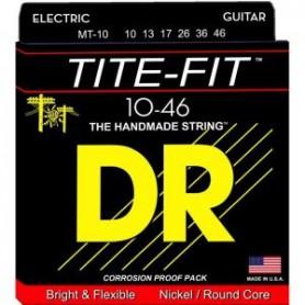Cuerdas Eléctrica DR Strings Tite Fit 10-46
