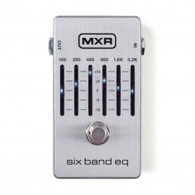 Pedal MXR M109S Six Band EQ