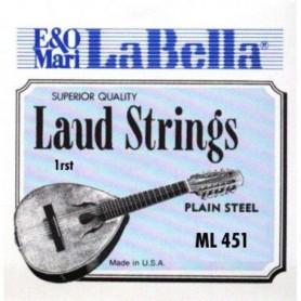 Cuerda Suelta La Bella ML-451 Laud 1st