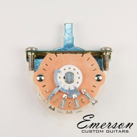 Emerson 5 Way Lever Switch (Oak Grigsby)