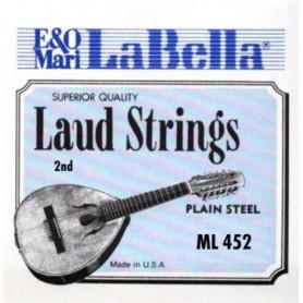 Cuerda Suelta La Bella ML-452 Laud 2st