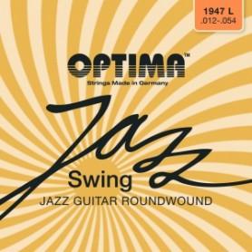 Optima Jazz Swing Roundwound 11-49