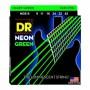Cuerdas Eléctrica DR Strings NGR-9 Neon 09-42 Green