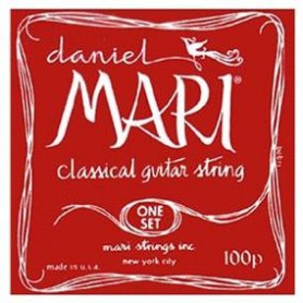 Cuerdas Daniel Mari Strings Professional Classical 100P Medium