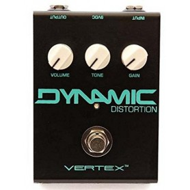 Pedal Vertex Dynamic Distortion