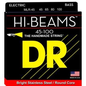DR Strings Hi Beams MLR-45 45-100