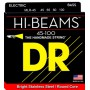 Cuerdas Bajo DR Strings Beams MLR-45 45-100