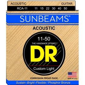 DR Strings Sunbeams RCA-11 11-50