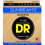 DR Strings Sunbeams RCA-11 11-50