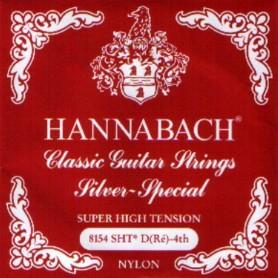 Cuerda Suelta Clásica Hannabach 8154 SHT D-Re