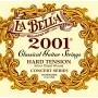 Cuerdas de Guitarra Clásica La Bella 2001 Concert Series Hard Tension