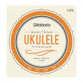 Cuerdas_Ukelele_DAddario_EJ87B_Titanium_Baritone