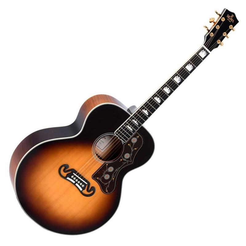 Guitarra Acústica Sigma GJA-SG200