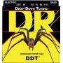 Cuerdas Bajo DR Strings DDT 50-110