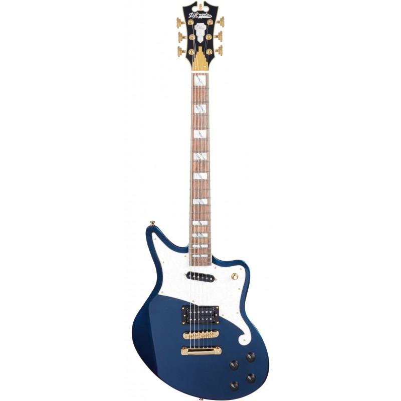 Guitarra Eléctrica D'Angelico Deluxe Bedford Chameleon