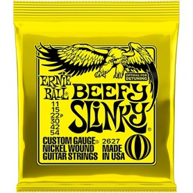 Ernie Ball 2627 Beefy Slinky Electric Strings 11-54
