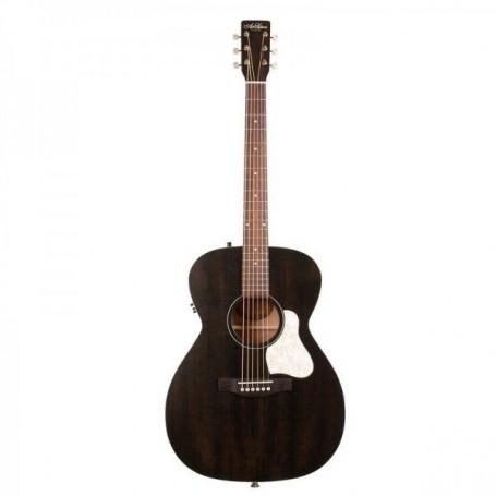Guitarra Acústica Art & Lutherie Legacy Q1T Faded Black